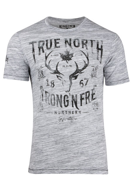Men's True North Buck Tee