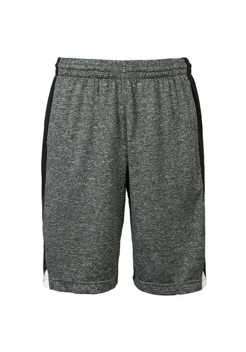 Men's Knit Short, CHARCOAL, hi-res