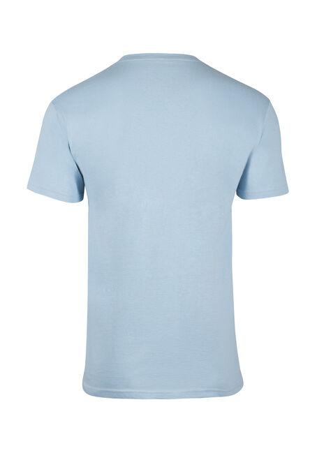 Men's Nasa Tee, POWDER BLUE, hi-res