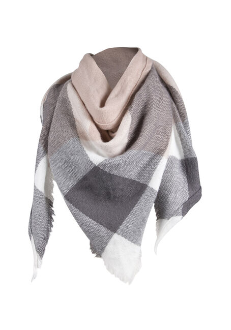 Ladies' Blanket Scarf