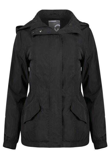 Ladies' Utility Rain Jacket