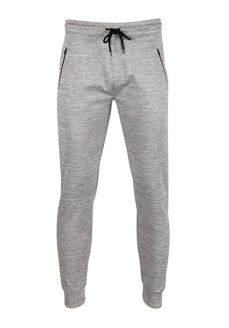 Men's Space Dye Fleece Jogger