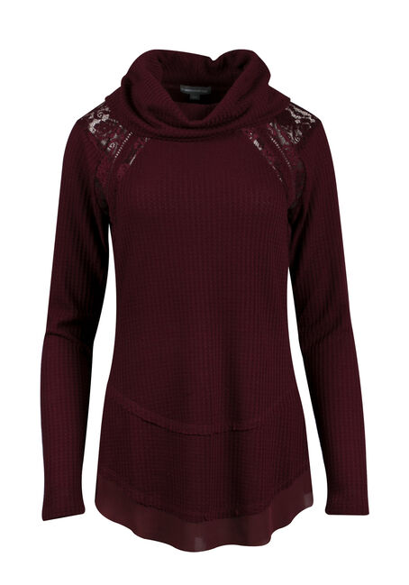 Ladies' Cowl Neck Top