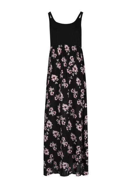 Ladies' Floral Maxi Dress