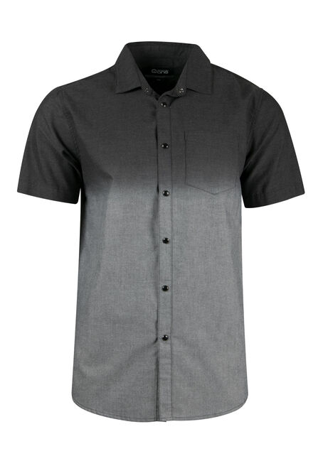 Men's Relaxed Dip Dye Shirt