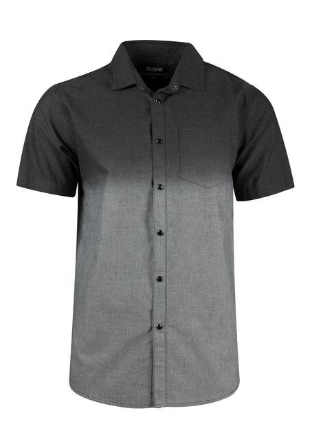 Men's Relaxed Dip Dye Shirt