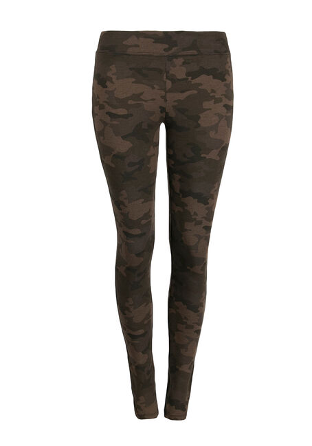 Ladies' Camo Print Legging