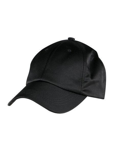 Ladies' Laced Back Baseball Hat