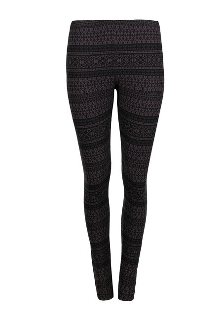 Ladies' Aztec Stripe Legging