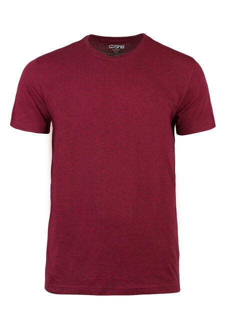 Men's Everyday Crew Neck Tee, Betty Red, hi-res