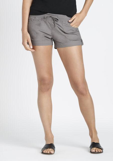 Ladies' Cargo Not-So-Short Short