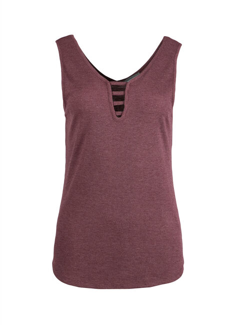Ladies' Ladder Neck Tank