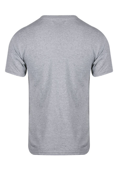 Men's NASA Tee, HEATHER GREY, hi-res
