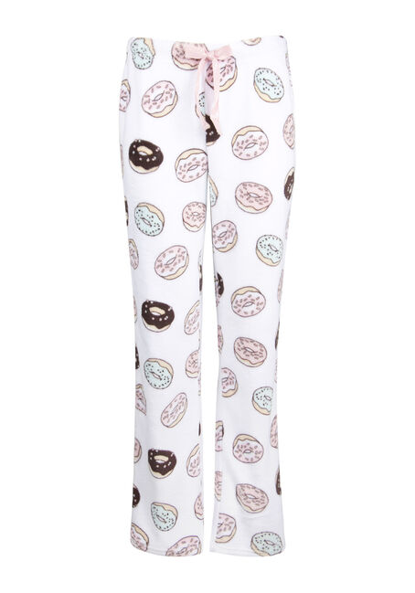 Ladies' Donut Plush Lounge Pant