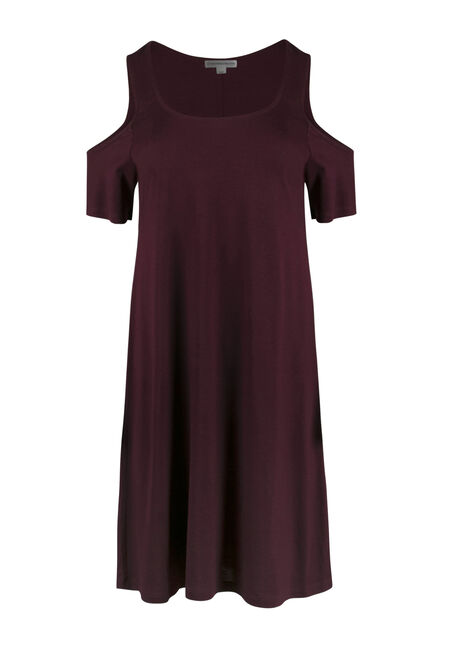 Ladies' Cold Shoulder Dress