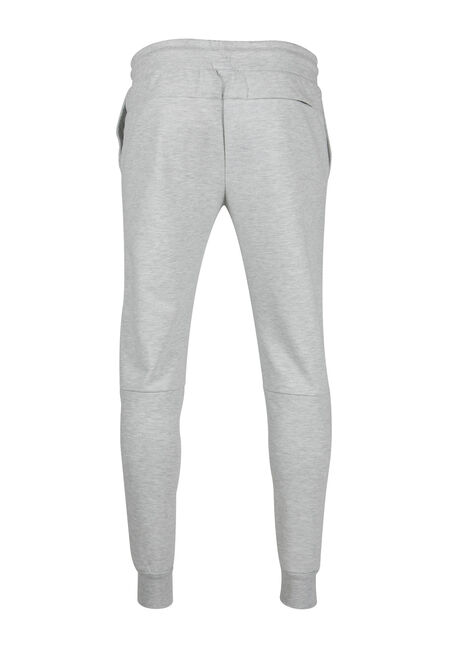 Men's Moto Jogger, HEATHER GREY, hi-res