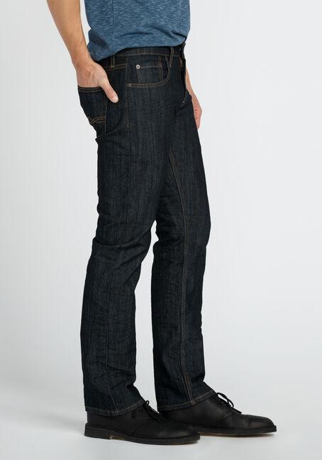 Men's Straight Leg Jeans, DARK VINTAGE WASH, hi-res