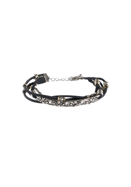 Ladies' Multi Row Bracelet