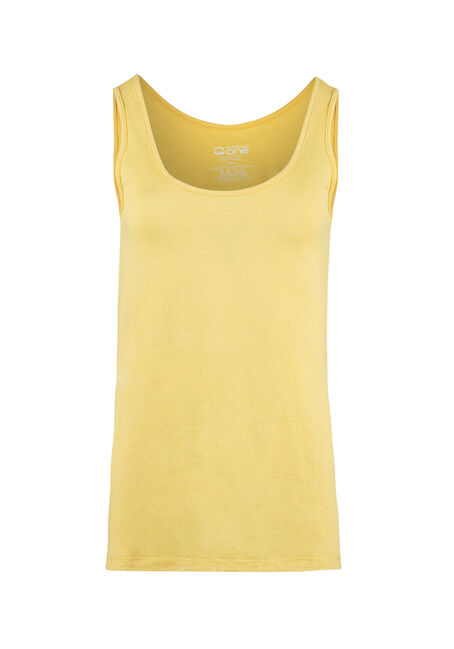 Ladies' Scoop Neck Tank