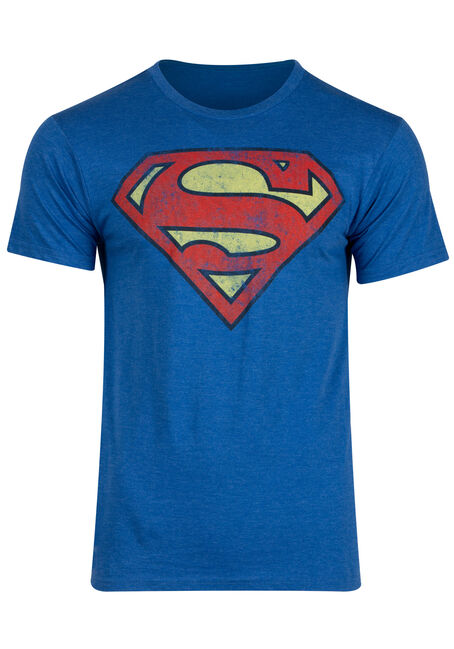 Men's Vintage Superman Tee