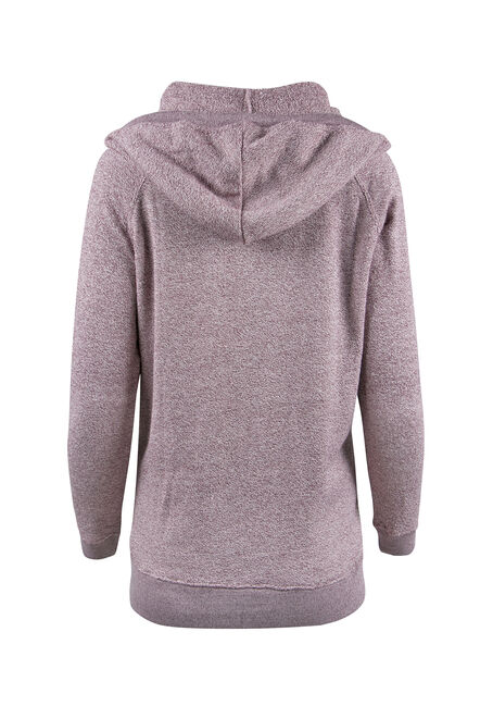 Ladies' Super Soft Hoodie, WINE, hi-res