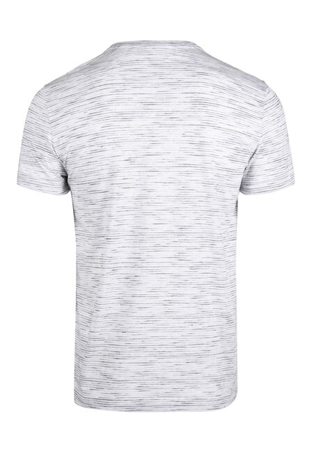 Men's Everyday Crew Neck Tee, WHITE, hi-res