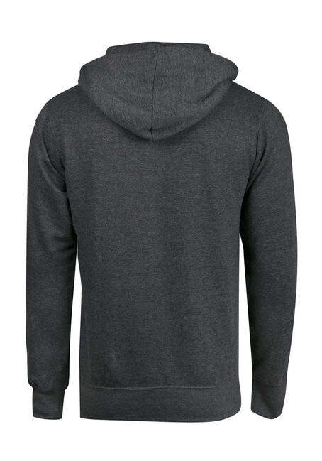 Men's True North Skull Hoodie, CHARCOAL, hi-res