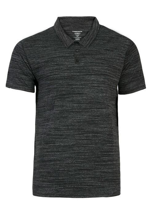 Men's Everyday Polo Tee, BLACK, hi-res