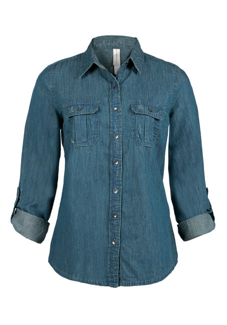 Ladies' Denim Shirt