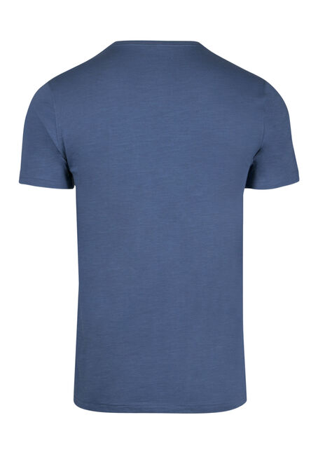 Men's Everyday Crew Neck Tee, DARK BLUE, hi-res