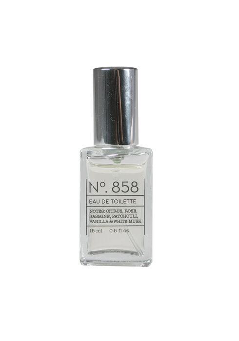 Ladies' Perfume No. 858, SILVER, hi-res