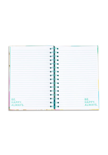Be Happy Always Notebook, MULTI, hi-res