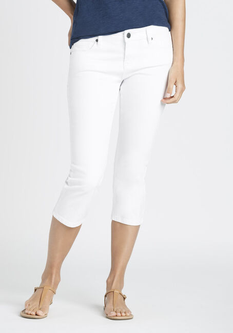 Ladies' Skinny  Capri