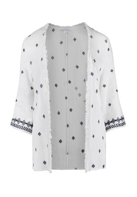 Ladies' Embroidered Kimono