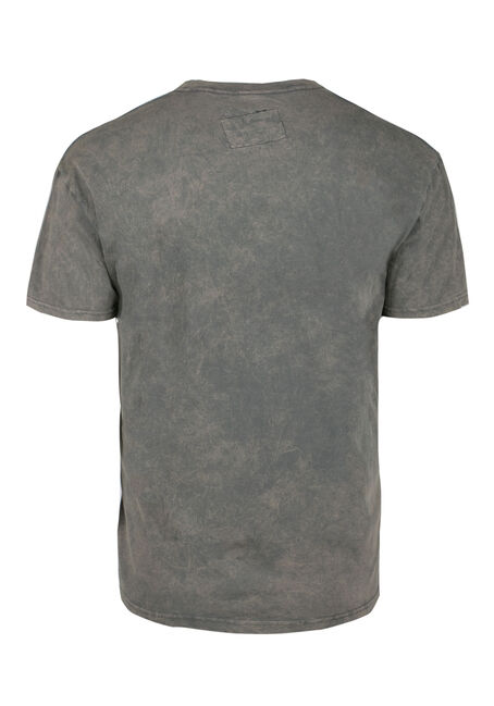 Men's Hog Wild Graphic Tee, CHARCOAL, hi-res