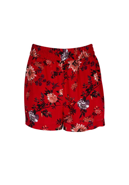 Ladies' Floral Soft Short