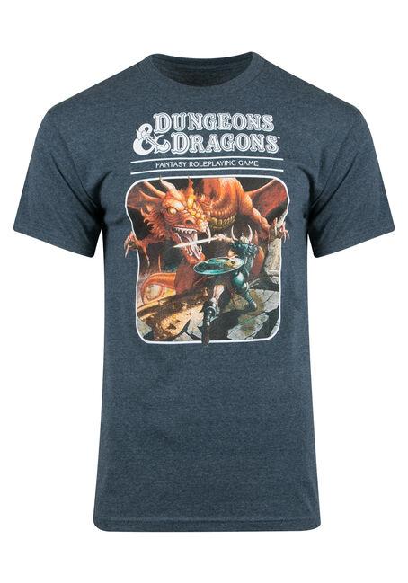 Men's Dungeons & Dragons Tee
