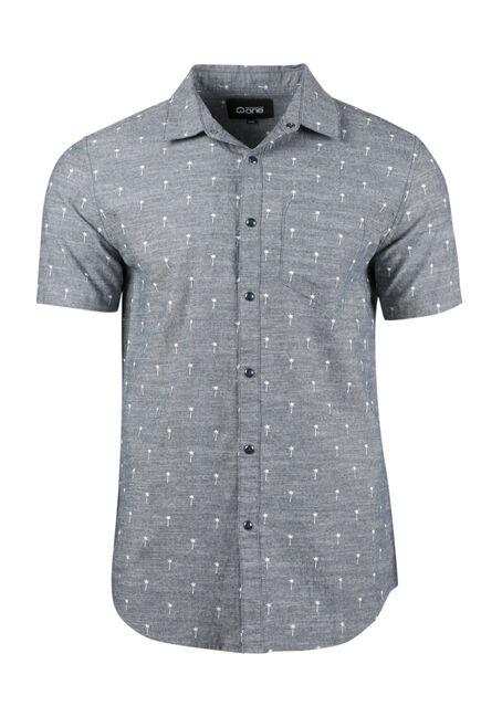 Men's Palm Tree Shirt