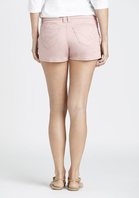 Ladies' Cargo Not-So-Short Short, PINK, hi-res