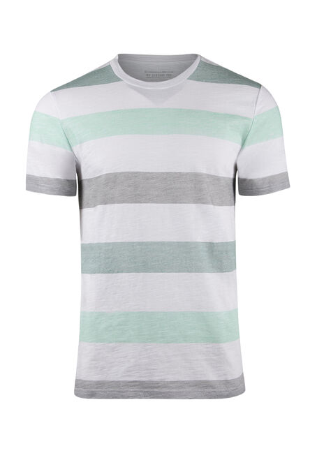 Men's Vintage Striped Tee