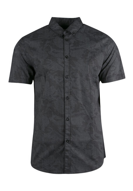 Men's Comfort Stretch Camo Shirt