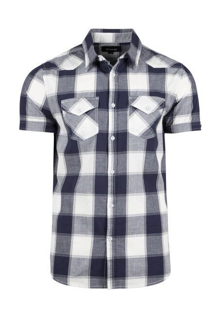 Men's Buffalo Plaid Shirt