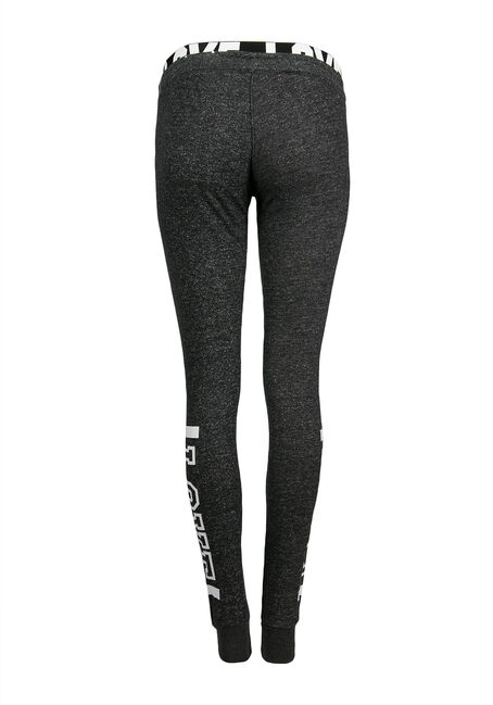 Ladies' Love Jogger, MELANGE BLACK, hi-res