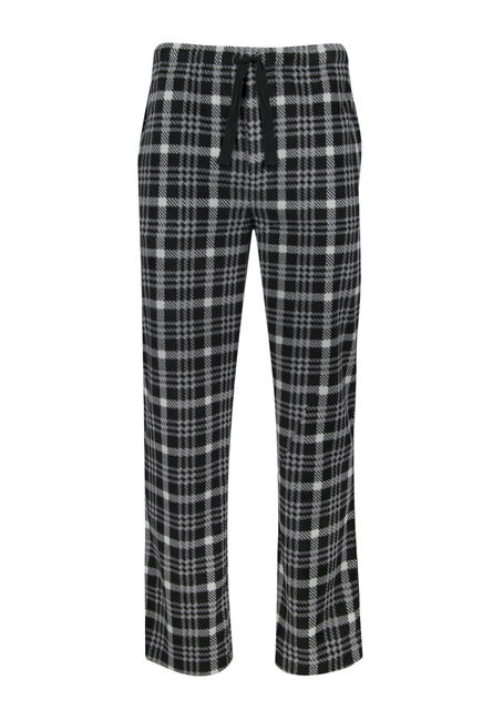 Men's Plaid Super Soft Lounge Pant