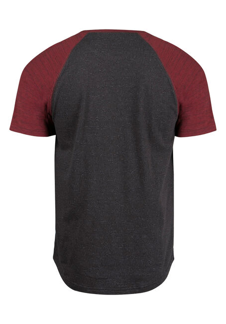 Men's Everyday Pocket Tee, RAISIN, hi-res