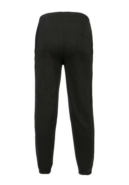 Men's Canada 150 Fleece Pant, BLACK, hi-res