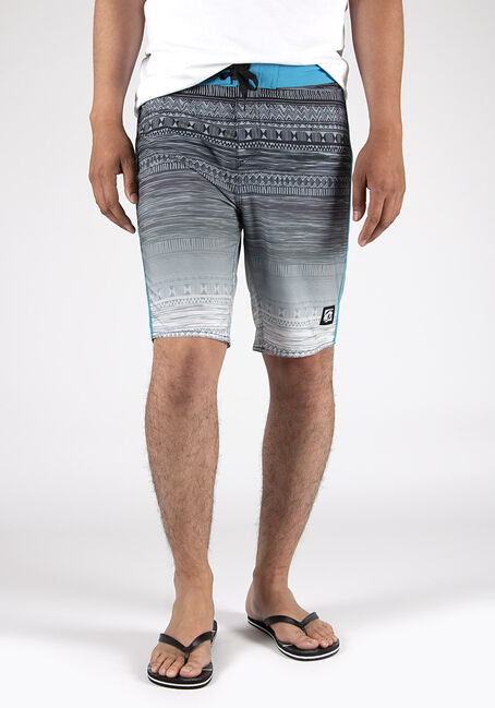 Men's Ombre Aztec Board Shorts