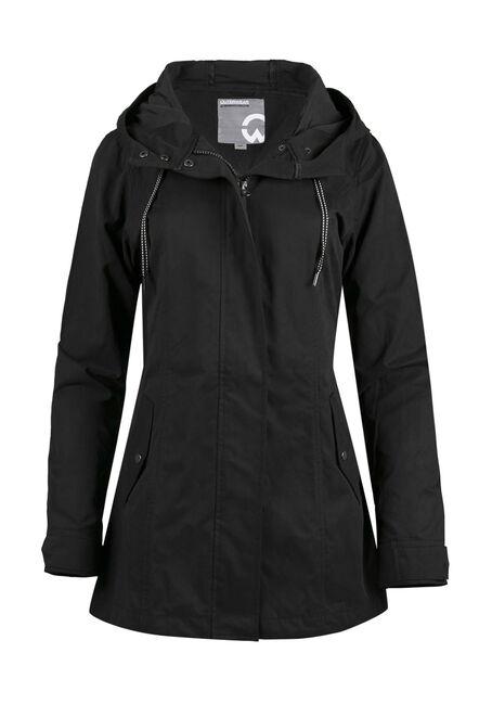 Ladies Hooded Anorak Jacket