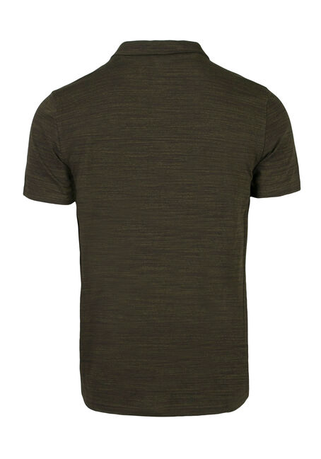 Men's Everyday Polo Tee, DARK OLIVE, hi-res