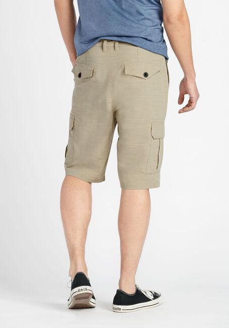 Men's Cargo Hybrid Short, STONE, hi-res